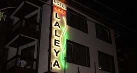 "Неонова реклама Хотел  ""Laleya"" - Созопол"
