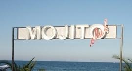 """Обемни букви """"MOJITO"""" club Созопол"""