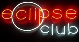 """Светеща реклама Нощен клуб """"Eclipse"""" - Бургас"""