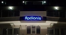"Светеща реклама хотел ""Apolonis"", Созопол"