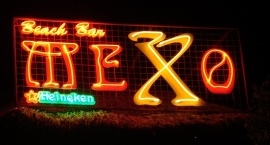 Beach Bar MEXO