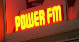 Обемни букви радио Power fm Бургас