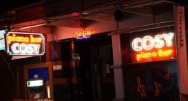 "Неонова реклама пиано бар ""COSY"" Бургас"